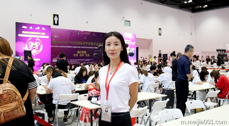 东方丽人美甲美睫纹绣国际大赛0809
